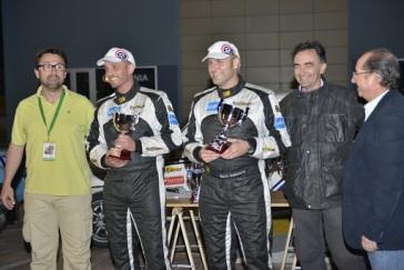 Fotos del RCAC 2013. TC 5 Zucaina Cedramán. Entrega de trofeos