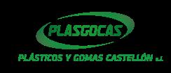 Logo Plasgocas S.L.